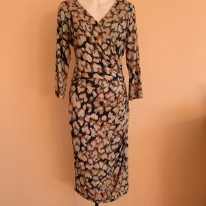 Class Roberto Cavalli Jersey Dress 42
